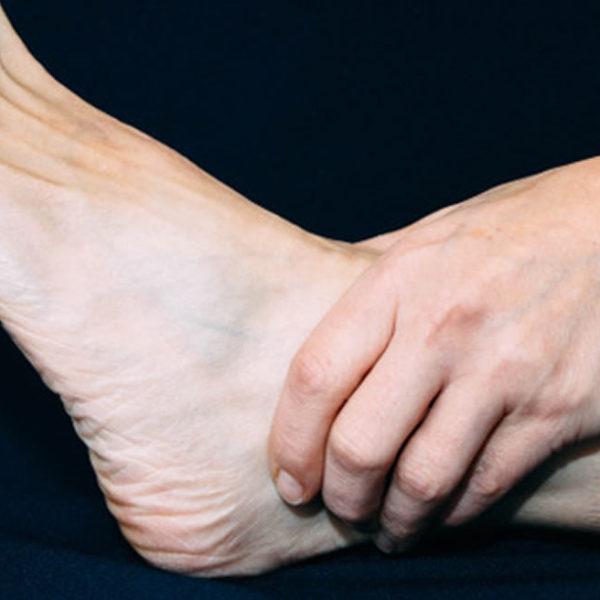 Enkel en voet klachten